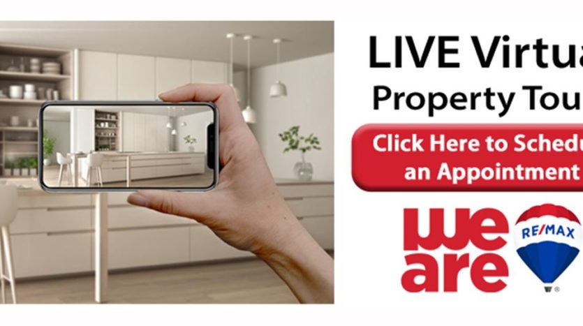 Live Virtual Real Estate Tours