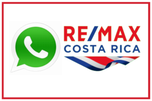 REMAX Costa Rica Whatsapp