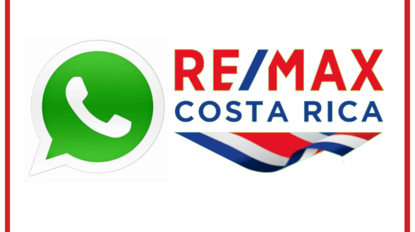 REMAX Costa Rica Whatsapp