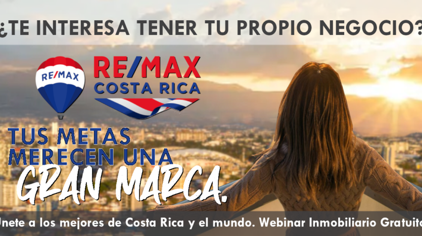 Join REMAX Costa Rica