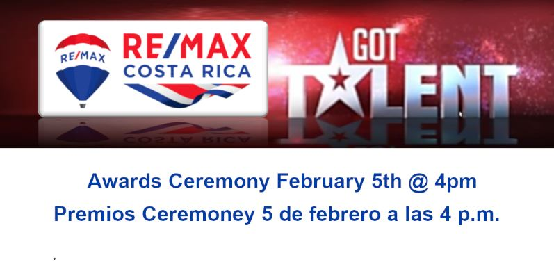 re/max costa rica got talent